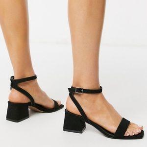 ASOS DESGIN Hocco Block Heeled Sandals
